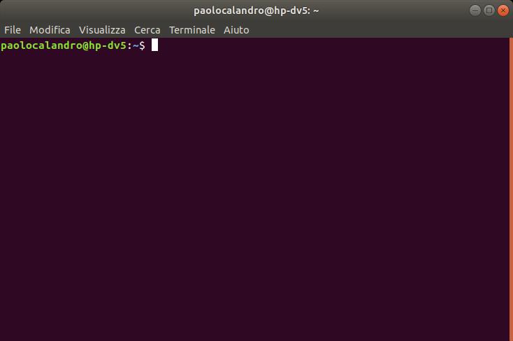 Amministrazione linux varese