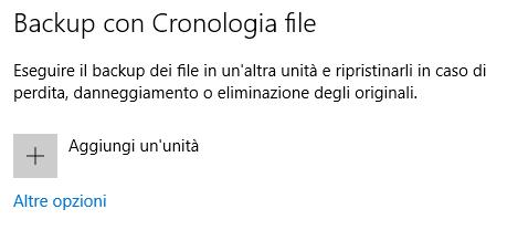 Salvataggio dati Windows 10 Varese – Procedura Automatica USB